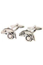 Soprano Fish And Reel Country Cufflinks