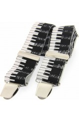 Soprano Piano Keys Brace 35mm X Style Braces