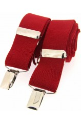 Soprano Red 35mm X Style Braces